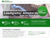 Loodgieter Amsterdam 24 uur Service | ☎ 020-2019097