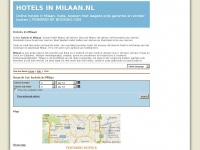 Hotels Milaan online reserveren boeken: hotels in milaan