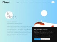 Welkom op de website van Filtreco Filtersystemen | Filtreco | Filter company