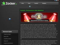 Zocker.tv - Web Server's Default Page