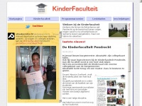 kinderfaculteit.nl