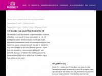 3D beeldje van jezelf of je gezin laten maken - DoubleMe3d