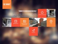 Timmerbedrijfdegroot.nl - Timmer en onderhoudsbedrijf de Groot - Beverwijk - Voor een complete verbouwing of kleine klus zonder zorgen. Timmerbedrijf - Rob - Aannemer - Timmerman - Heemskerk - Uitgeest - Castricum