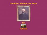 Caderius van Veen, familie op De Boschplaatse en elders, René, Reyer, Olivier, Lous de Savornin Lohman, Tamanisha en Karin en anderen