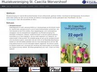 Caecilia-wervershoof.nl - St. Caecilia Wervershoof