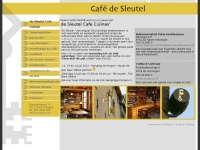 cafedesleutel.nl
