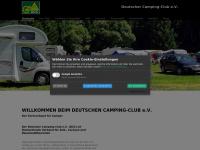 Camping-club.de - Deutscher Camping-Club e.V. – Der Deutsche Camping-Club, kurz DCC ist Deutschlands größter Fachverband für Caravan-, Reisemobil und Zelttourismus.