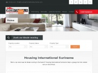 housinginternationalsuriname.com