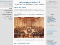 getrouwevertaling.nl