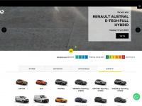 Renault.co.il - רנו ישראל - מכוניות משפחתיות, קרוסאובר, מסחריות | Renault Israel