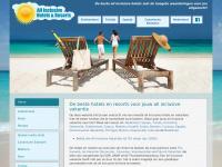 All inclusive hotels en resorts | Accommodaties in Turkije, Griekenland, Spanje, Canarische Eilanden, Ibiza, Egypte, Portugal, Dominicaanse Republiek, Malediven, Mexico en Kaapverdië
