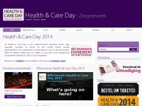 Health & Care Day 2019 - Home