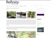 Refinity - tips, tools & inspiratie voor eco-effectief ontwerp - Home