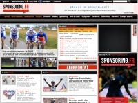 Sponsoring.fr - Le site officiel du marketing sportif