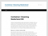 containercleaningnederland.net