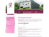 Parkmanagementdrenthe.nl - Parkmanagement Organisatie Drenthe