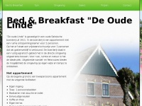 Bed & Breakfast - De Oude Linde