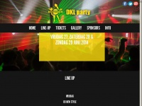 Home - DKLparty 2018 - Vrijdag 29 juni en zondag 1 juli