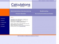 calculations.nl