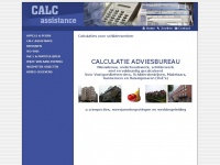 Calc-assistance.nl - Home - CALC-assistance