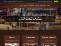 Debochtwernhout.nl - Home - Grand Cafe Restaurant - De Bocht Wernhout