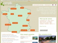 Campiki.co.uk - Campsites. Choose your ideal spot straight from the map.