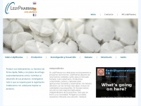 Lelypharma.es - LelyPharma B.V. Lelystad | Voor humane en veterinaire toepassingen