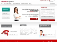 arkadinexpress.at