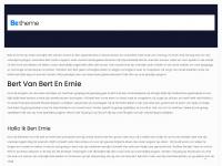 Bert en Ernie | Leuk dat jullie langskomen bij Bert en Ernie