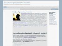 Zorgtoeslag aanvragen student, minimaal 18 jaar