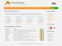 PLACE2CHAT - GRATIS CHATBOX