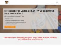 Slotenmakersleiden.nl - Slotenmaker Leiden - WGF Onderhoud helpt bij uw sloten