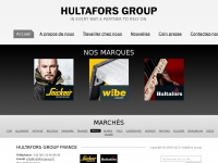 Hultaforsgroup.fr - Hultafors Group - A partner to rely on.