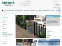 Hekwerkwebshop.nl