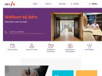 Adrz.nl - Admiraal De Ruyter Ziekenhuis in Zeeland met locaties in Goes, Vlissingen, Middelburg en Zierikzee // Start
