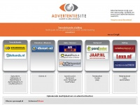 Advertentie site
