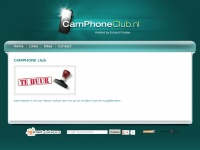 Camphoneclub.nl - Home - CamPhone Club