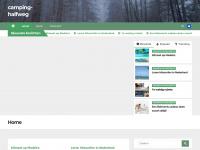 Kom naar mini Camping Halfweg in Hoogwoud