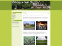 Campingdegreidpolle.nl - Camping de Greidpolle - Bedrijfsinfo