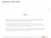 campingdegoedeweide.nl