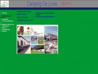 campingdelinde.nl