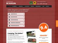 Home - Camping de Kuilen - Someren-Heide