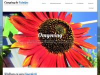 Boerderijcamping De Tuintjes Egmond aan den Hoef | Bergen (NH) - Welkom