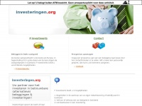 www.investeringen.org: investeringen, beleggingen
