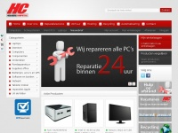 Hcshop.nl - Home_HCA | Heijligers Computers