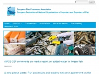Aipce-cep.org - aipcecep | EU Fish Processors Association / EU Federation of national organisations of Importers and Exporters of fish