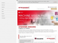 Machine vision from Europe's No 1 technology provider | STEMMER IMAGING
