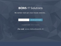 BONS IT Solutions | BONS IT Solutions