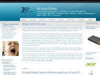 Home - EP-Solutions