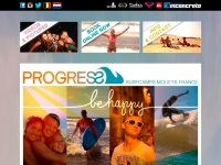 Progress Surfcamp at Moliets Plage, France. For Surfers by Surfers!